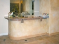 Tuscan Faux Finish - Bar