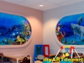 Healthcare Mural - Kids Playroom - Overall