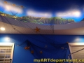 Underwater Mural for Dentist's Office - Added Touches