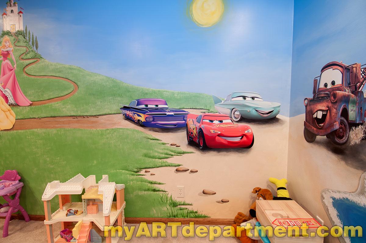 disney characters mural for kids playroom kids disney amp character bedroom maxi wall murals free p p