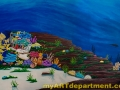 Childrens Hospital Kings Daughters Mural Coral